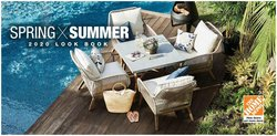 Home Depot catalogue ( More than a month )