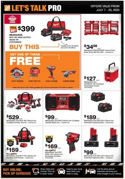 Garden & DIY offers in the Home Depot catalogue in Timmins ( 6 days left )