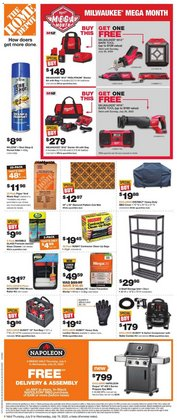 Garden & DIY offers in the Home Depot catalogue in Vancouver ( 1 day ago )