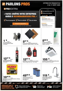 Home Depot catalogue in Edmonton ( Published today )