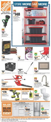 Home Depot catalogue in Vancouver ( Published today )