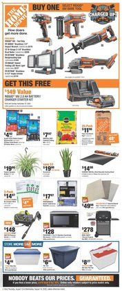 Garden & DIY offers in the Home Depot catalogue in Bolton ( 2 days ago )