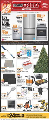 Home Depot catalogue ( Expires today )