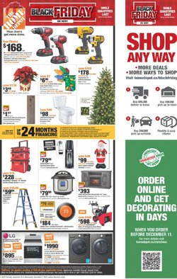 Garden & DIY offers in the Home Depot catalogue in Toronto ( 2 days ago )