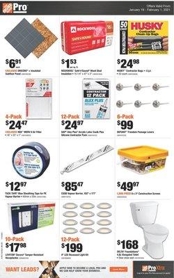 Home Depot catalogue ( 2 days ago )