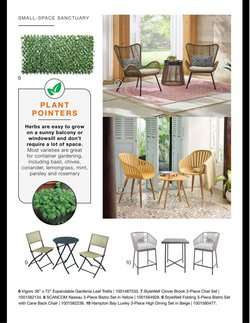 Garden & DIY offers in the Home Depot catalogue ( More than a month )