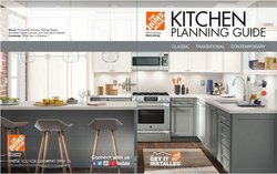 Home Depot deals in the Home Depot catalogue ( More than a month)
