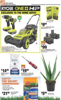 Home Depot catalogue ( 3 days left)