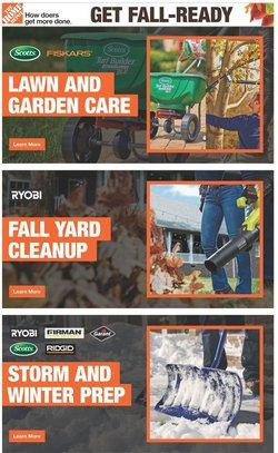 Garden & DIY deals in the Home Depot catalogue ( 17 days left)