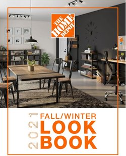 Garden & DIY deals in the Home Depot catalogue ( Published today)