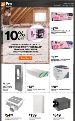 Home Depot catalogue ( 9 days left)