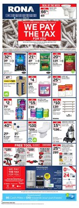 Garden & DIY offers in the RONA catalogue in Leduc