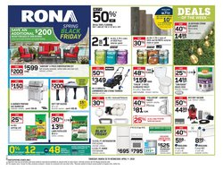 RONA catalogue ( 2 days ago )