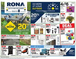 RONA catalogue ( Published today )