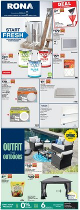 RONA catalogue ( 1 day ago )