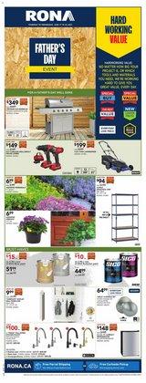 RONA catalogue ( Expires today)