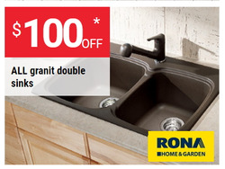 RONA deals in the London flyer