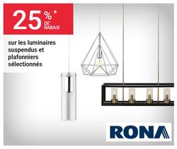RONA deals in the Saint-Jérôme flyer