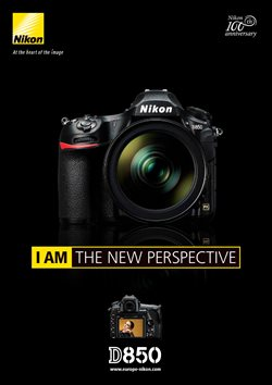 Nikon deals in the Toronto flyer