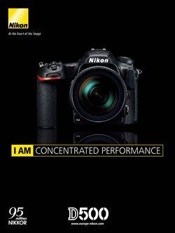 Nikon catalogue ( More than a month )