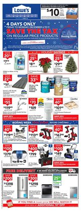Garden & DIY offers in the Lowe's catalogue in Vancouver