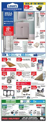 Garden & DIY offers in the Lowe's catalogue in Milton ( 3 days left )
