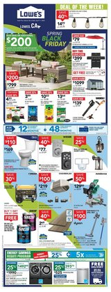 Lowe's catalogue in Toronto ( Expires today )