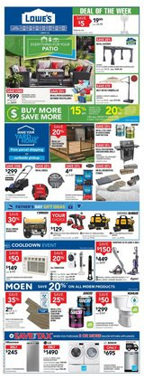 Lowe's catalogue in Calgary ( 3 days left )