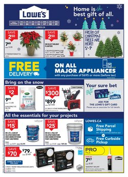 Lowe's catalogue ( 1 day ago )