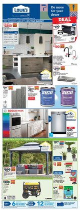 Garden & DIY offers in the Lowe's catalogue in Toronto ( 3 days ago )