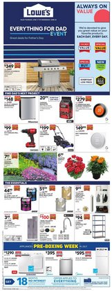 Garden & DIY deals in the Lowe's catalogue ( 1 day ago)
