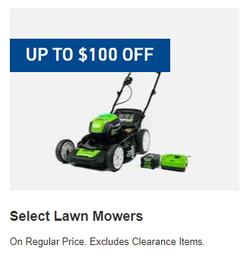 Lowe's coupon in Toronto ( Published today )