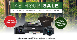 Canon coupon ( Expires today )