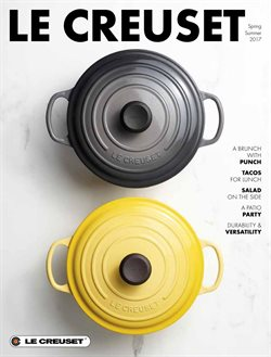Le Creuset deals in the Toronto flyer
