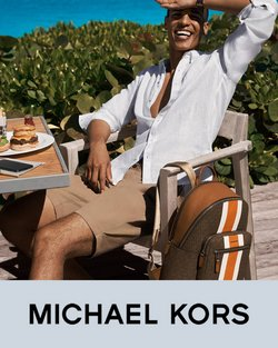 Michael Kors deals in the Michael Kors catalogue ( 3 days left)