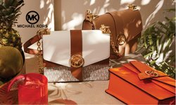 Luxury Brands deals in the Michael Kors catalogue ( Published today)