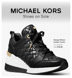 Michael Kors deals in the Michael Kors catalogue ( 10 days left)