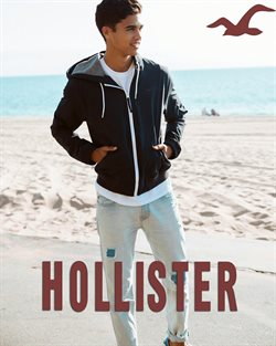 Hollister deals in the Toronto flyer