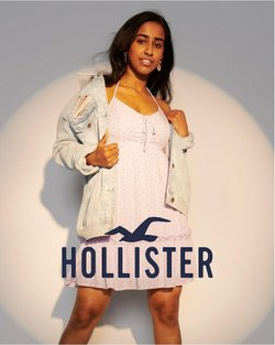 Clothing, Shoes & Accessories deals in the Hollister catalogue ( Expires today)