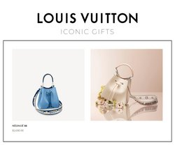 Luxury Brands deals in the Louis Vuitton catalogue ( Expires tomorrow)