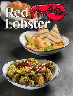 Red Lobster deals in the Toronto flyer