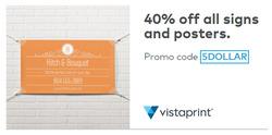 Vistaprint deals in the Toronto flyer