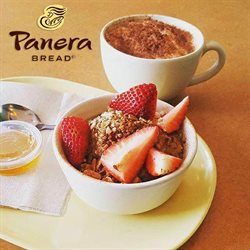 Restaurants offers in the Panera Bread catalogue in Gatineau