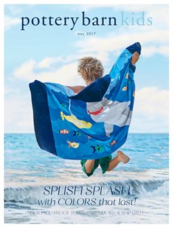 Pottery Barn Kids deals in the Toronto flyer