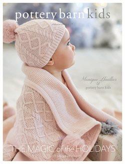 Kids, Toys & Babies offers in the Pottery Barn Kids catalogue in Toronto