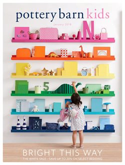 Kids, Toys & Babies offers in the Pottery Barn Kids catalogue in Vancouver