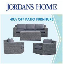 Home & Furniture deals in the Jordans catalogue ( 6 days left)