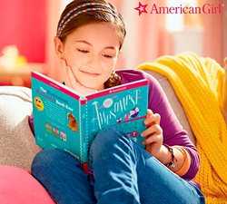 Kids, Toys & Babies offers in the American Girl catalogue in Gatineau