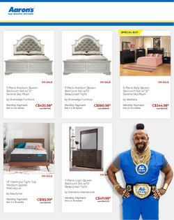 Aaron's deals in the Aaron's catalogue ( 1 day ago)