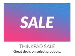 Lenovo deals in the Toronto flyer